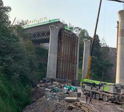 川南城际铁路内江至自贡至泸州线站前工程CN-5标段